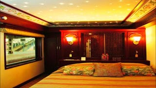 The Indian Luxury Train Tour Packages Of Maharajas Express India