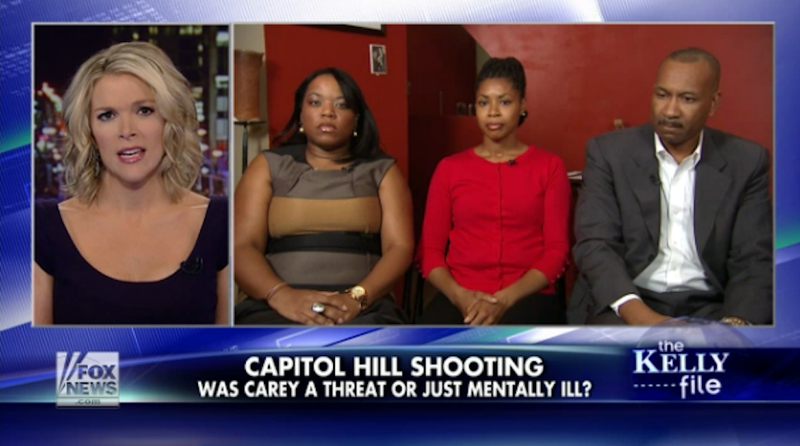 Megyn Kelly Interviews Miriam Carey's Family as They Seek Answers