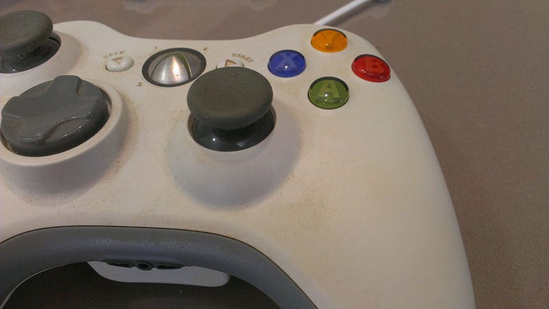 How To Clean Your Control Pads