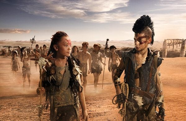 All-Child Mad Max reconstruction looks absolutely stunning
