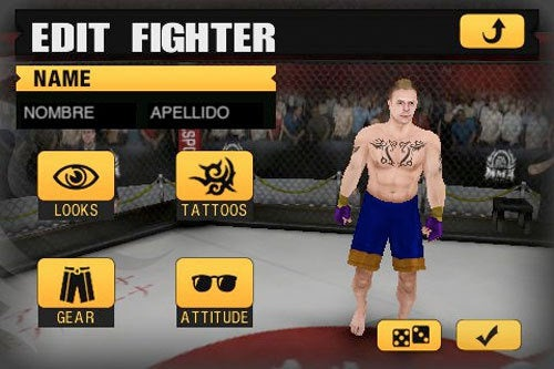 EA Sports Brings MMA To Your iPhone
