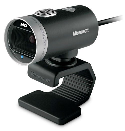 Coming Soon: Microsoft's Beefed-Up 720p LifeCam Cinema Webcam