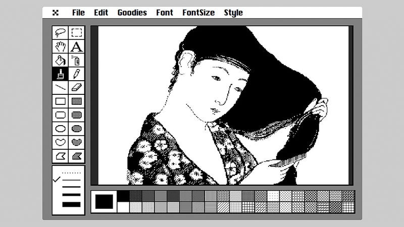 MacPaint In Your Browser Lets You Relive The Macintosh's Best Feature
