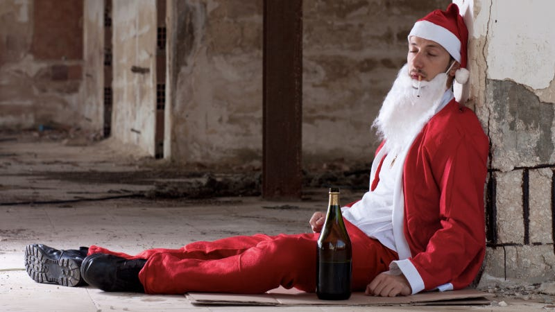 How To Detox After a Day of Christmas Excess