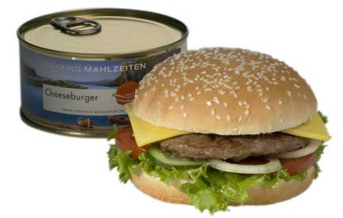Cheeseburger in a Can Is Both the Best and Worst Thing I've Ever Seen