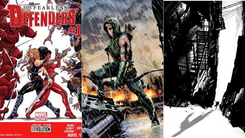 Six Comics You Should Get This Week