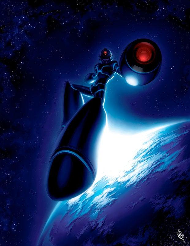 Mega Man X: A Space Odyssey