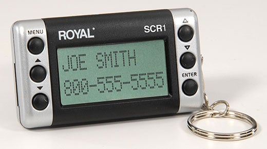 Royal SIM Card Reader Keychain: Just Like Your Cellphone But Without All That Talking