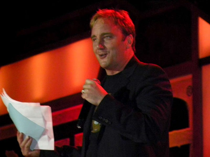 Jay Mohr Grants BlizzCon His Wisdom
