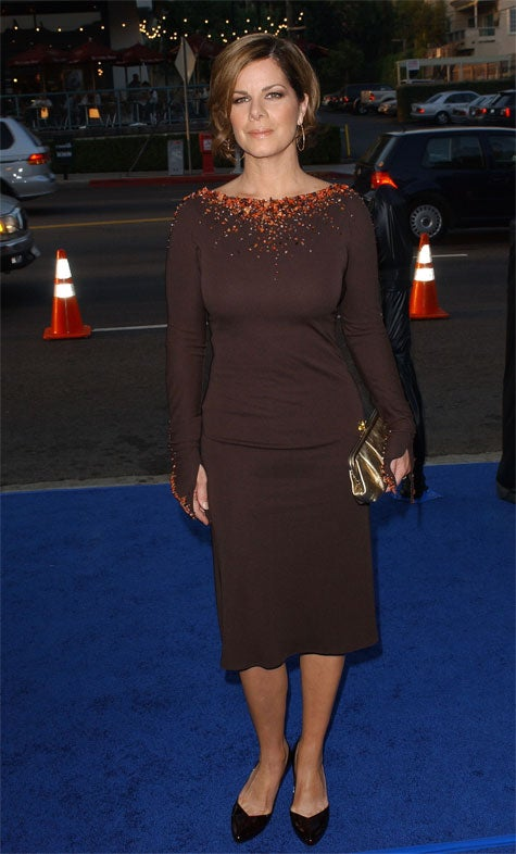 Holy Shit: Marcia Gay Harden Looks Hot