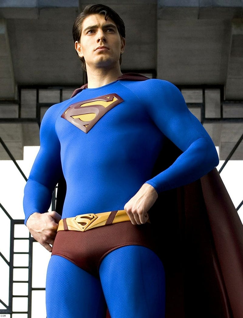 The War on Superman's Underpants
