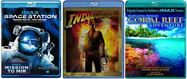 This Week in Blu-Ray: Jason Chen Goes South Park on Indy
