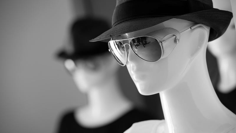 Mannequins May Be Watching You Shop With Their Horrifying Eyeless Faces