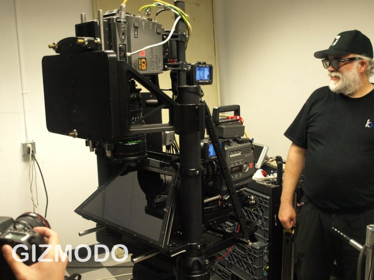 The Latest Gear Behind 3D Movie Making