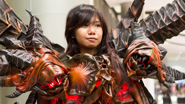 This Diablo III Cosplay Is Terrifyingly Good