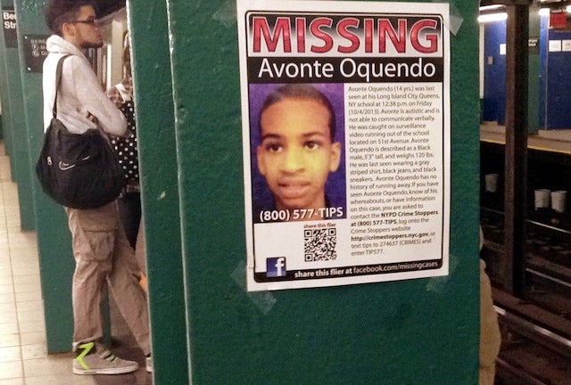 NYPD: Remains Found in Queens Might Belong to Missing Autistic Boy