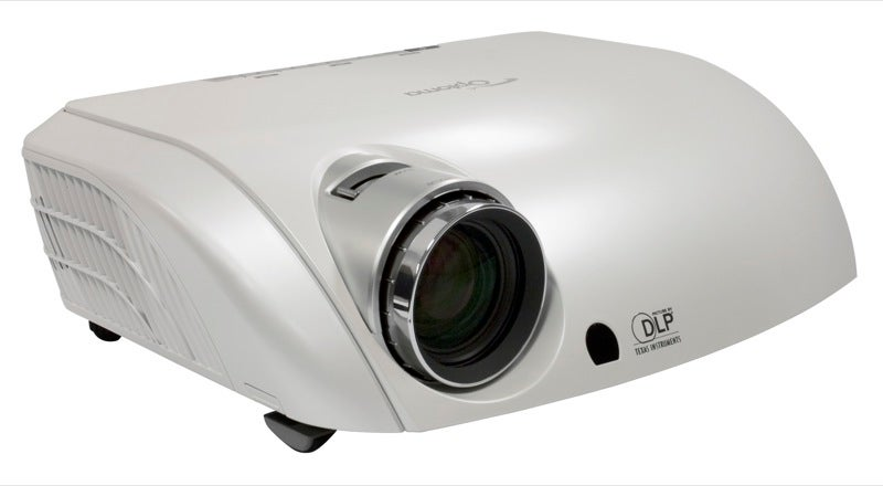 Optoma Breaks Out Sub $3k 1080p DLP Projector