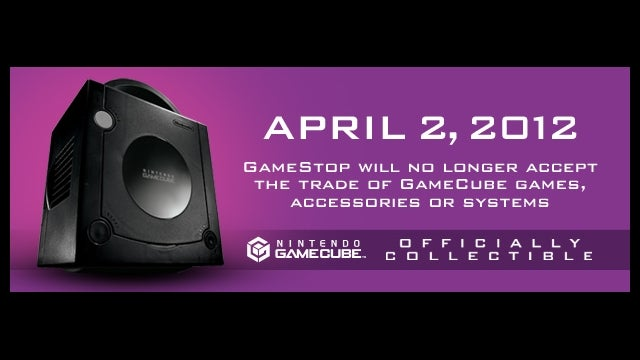 GameStop Gives the GameCube the Sweetest Rejection Note Ever