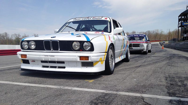 Sam Smith has an awesome problem with an M3 and Chris Harris