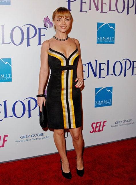 Christina Ricci: Floats Like A Butterfly, Stings Like A Bee