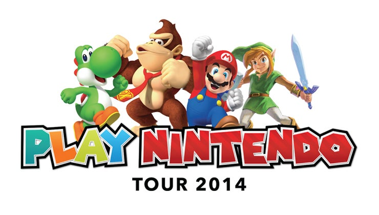 """""""Play Nintendo"""" 3DS Tour Coming to a City Near You"""
