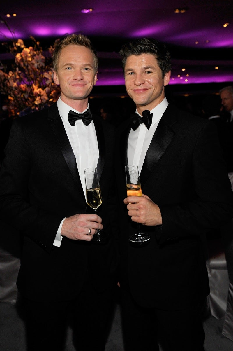 Famous Gay Couples We Want to See Tie The Knot