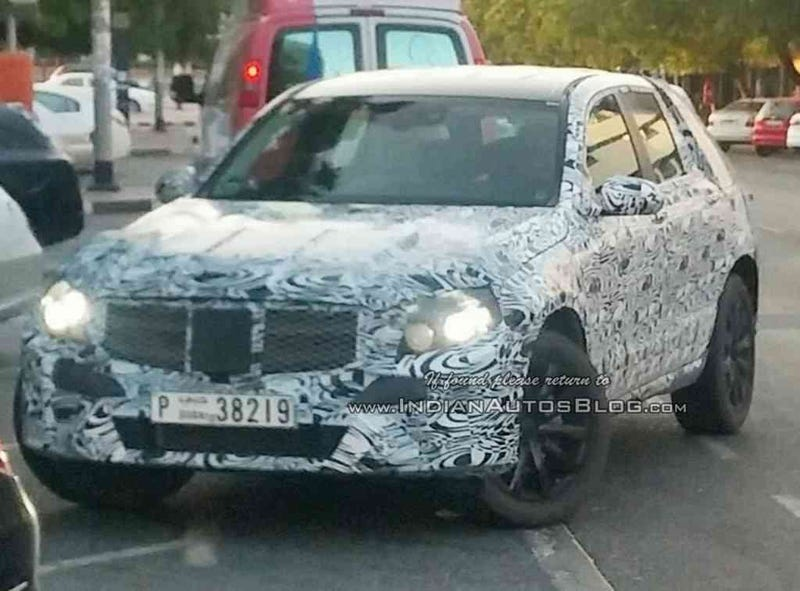 2016 Mercedes GLK Loses Some Hard Edges, Slated For Sale In New Markets