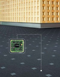 High-Tech Carpet Knows You are Fat, Old