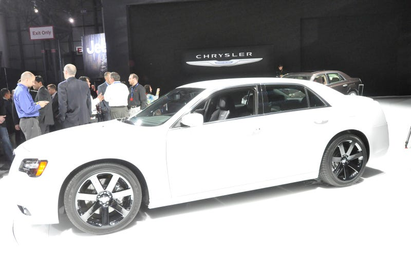 2012 Chrysler 300 in all its flavors