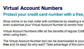 Use Temporary Credit Card Numbers to Avoid Repeat Billing