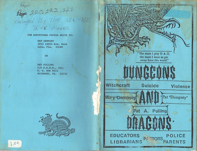 How We Won the War on Dungeons & Dragons