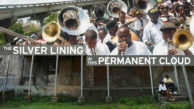 Shedding: An Outsider Reckons With the Second Line in New Orleans