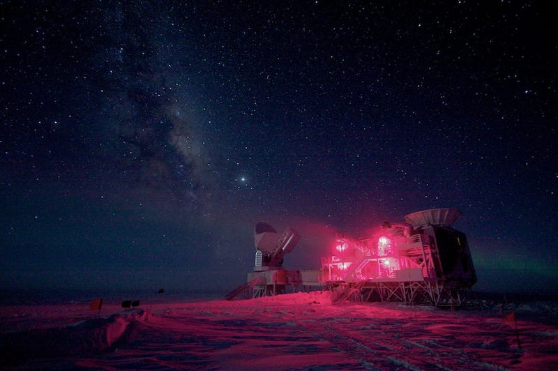 This Isn't an Outpost on Another Planet, It's the South Pole