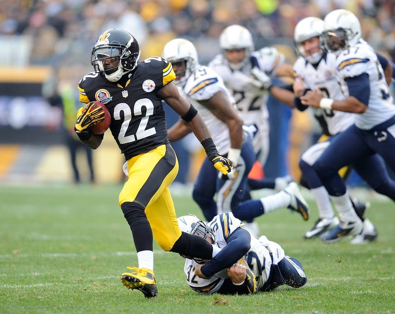 Eyewitness: Former Steeler Chris Rainey Didn't Slap His Girlfriend