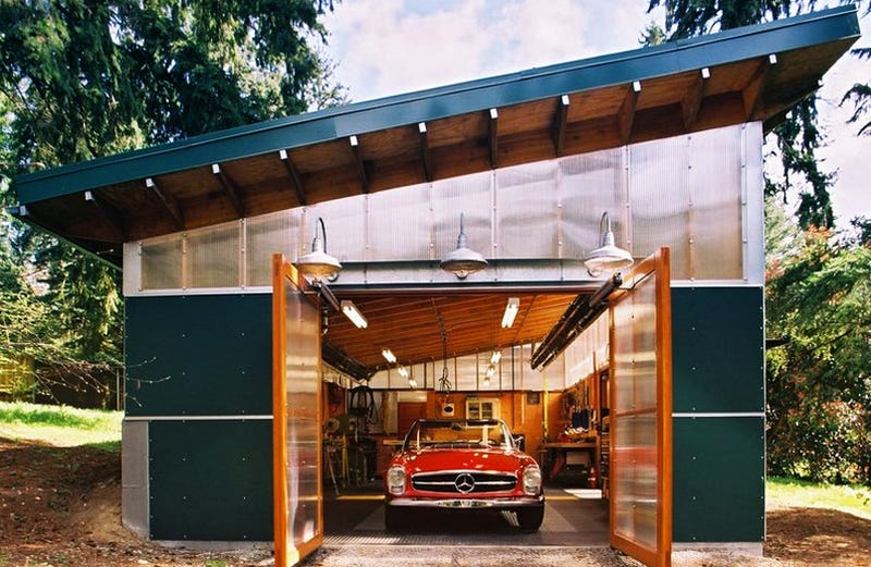 Ten Ingredients For Building The Perfect Garage