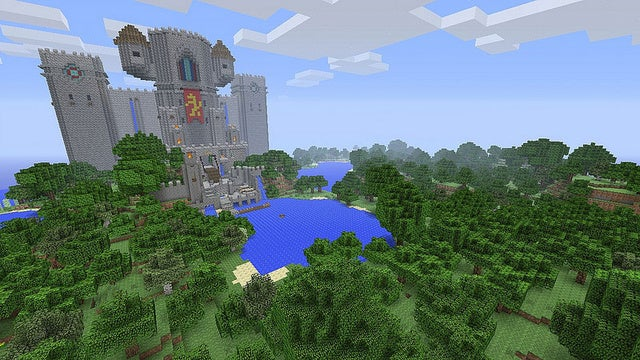 Minecraft Comes To The PlayStation 3 Tomorrow