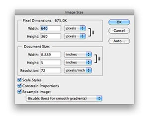 How Do I Figure Out How Many MegaPixels Are Necessary for Printing a Photo at a Specific Size?