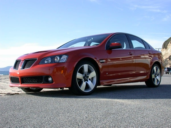 2008 Pontiac G8 GT Reviewed! Popular Mechanics Drives Excitement In The New G8 GT