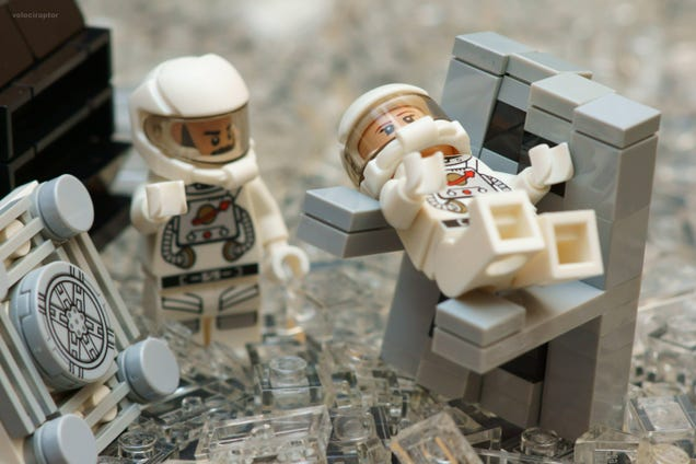 This is the best Interstellar  Lego model