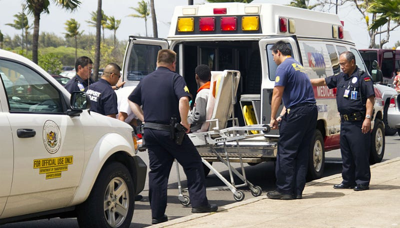 Teen Survives Flight to Hawaii in an Airplane Wheel Well