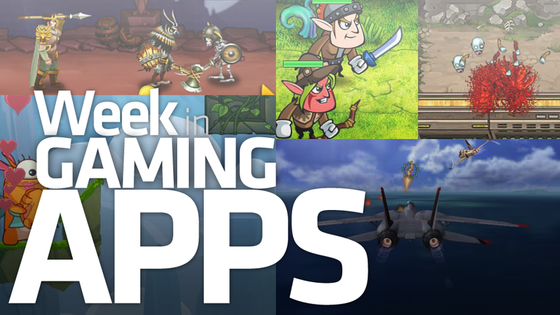 The Warm and Wonderfully Squishy World of the Week in Gaming Apps