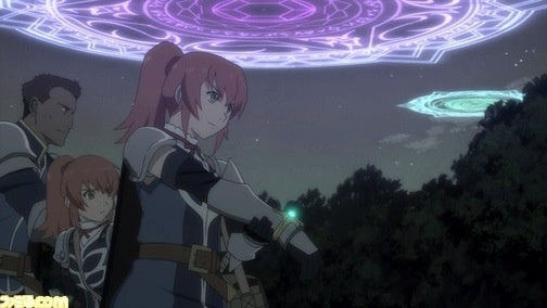 More Tales of Vesperia Anime Images