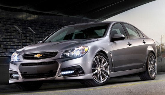 Chevy SS To Get Manual Trans, More Power?