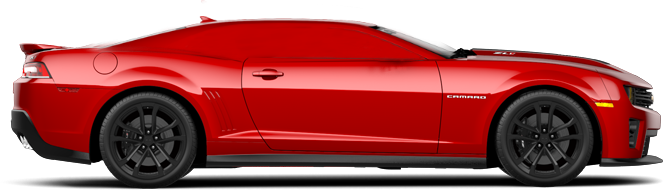 GM officially releases photos of next gen Camaro.