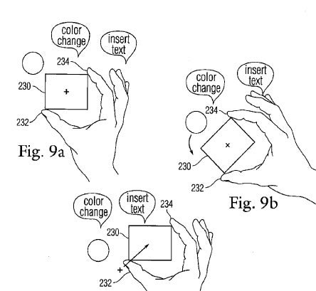 Apple Multi-Touch Data Fusion Adds Camera, Voice, Force Sensors