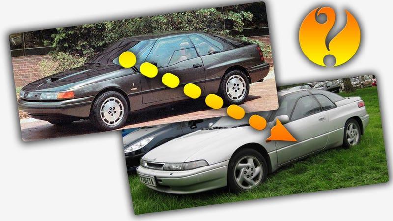 Was The Subaru SVX Design Stolen?