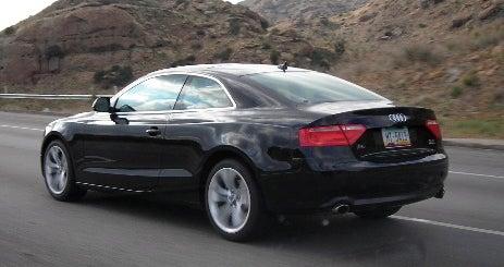 Spy Photos: Audi A5 in Simi Valley