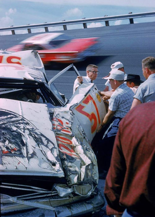 NASCAR In The 1960s Was So Much Cooler Than Today