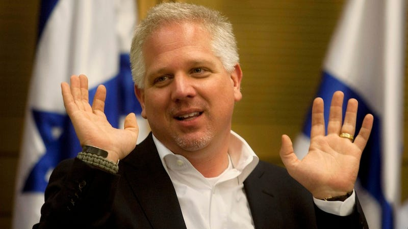 Glenn Beck Thinks Massacred Kids Are 'Like the Hitler Youth'