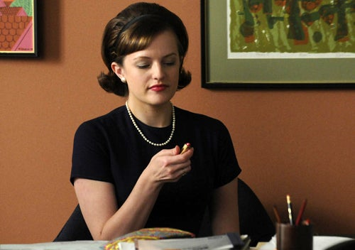Mad Men: Lipstick & Dipsticks